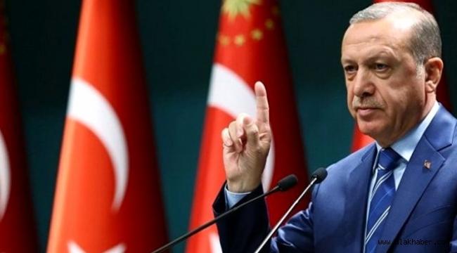 Cumhurbaşkanı Erdoğan, Yunanistan'ın küstah tehditlerine resti çekti