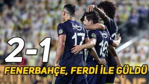Ferdi Kadıoğlu coştu, Fenerbahçe kazandı! Fenerbahçe – Göztepe maç özeti izle!
