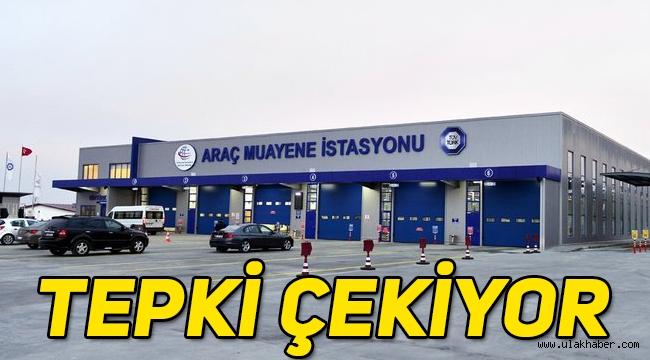 Tüvtürk araç muayene ücretleri vatandaşları isyan ettirdi!