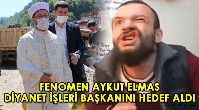 Sosyal medya fenomeni Aykut Elmas, eleştiri oklarını üzerine çekti