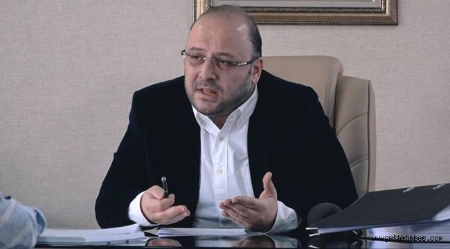 OSB'ne Sahip Çık Platformu Sözcüsü Kiracıoğlu: OSB 8 Milyon TL faiz ödüyor