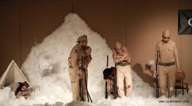 Talas Belediyesi, Sarıkamış'ı tiyatroda canlandıracak
