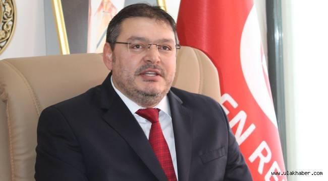 Yeniden Refah Partisi Kayseri İl Başkanı Önder Narin görevinden istifa etti