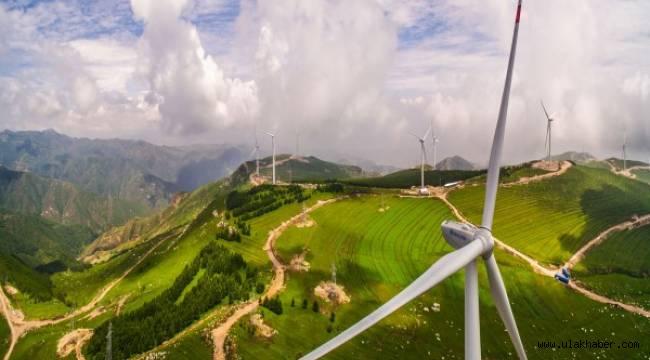 Çin, toplam enerji ihtiyacının yüzde 42.4'ü yenilenebilir enerjiden karşılıyor