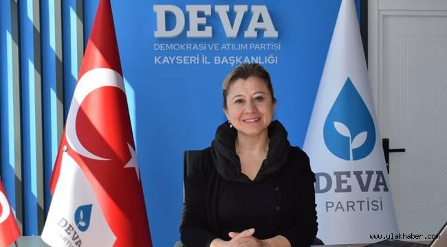 DEVA Partisi İl Başkanı Başmısırlı'dan gündem olacak açıklamalar