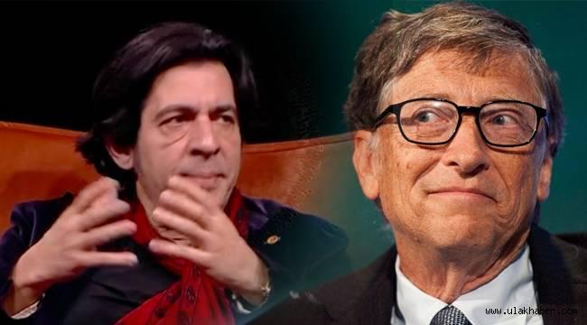 Okan Bayülgen: Bill Gates'in aşısını olmayacağım