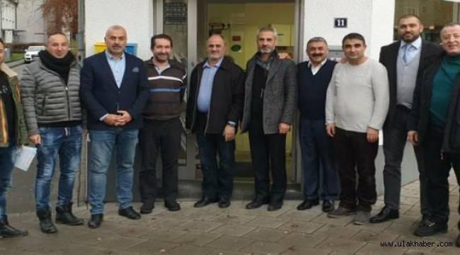 Avrupalı Kayserililer Birliği'nden 250 kişiye iaşe çeki yardımı yapılacak