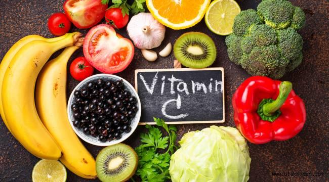 Bağışıklığınızı Güçlü Tutmak için C Vitamini Takviyesi Alın