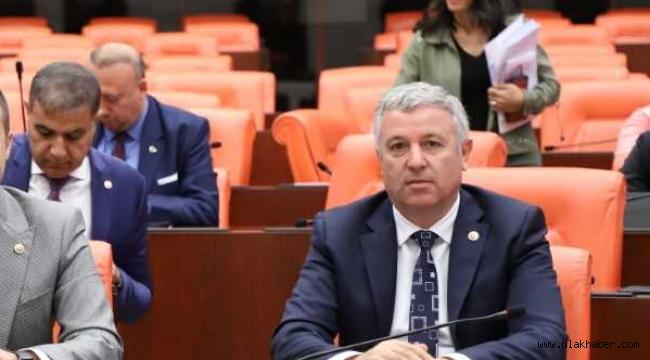 CHP Milletvekili Çetin Arık, Türkiye'nin gündemine oturan savcıya tepki gösterdi