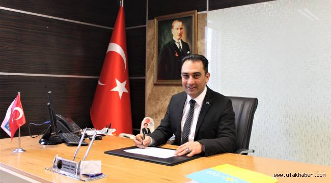 İyi Parti İl Başkanı Ataman'dan 23 Nisan kutlama mesajı