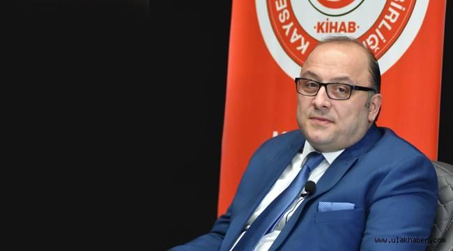Kayseri OSB'ne Sahip Çık Platformu Sözcüsü Kiracıoğlu'ndan 23 Nisan kutlaması