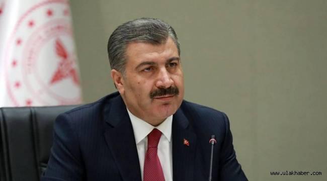 Sağlık Bakanı Fahrettin Koca: 55 yaş üstüne aşılama başladı