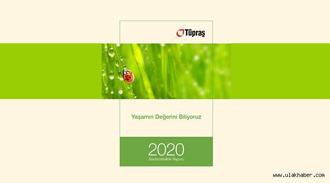 Tüpraş 2020 Yılı Sürdürülebilirlik Raporu yayımlandı