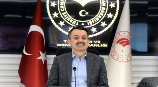 Pakdemirli: Türkiye'nin geleceği 1. Su Şurası'nda masaya yatırılacak