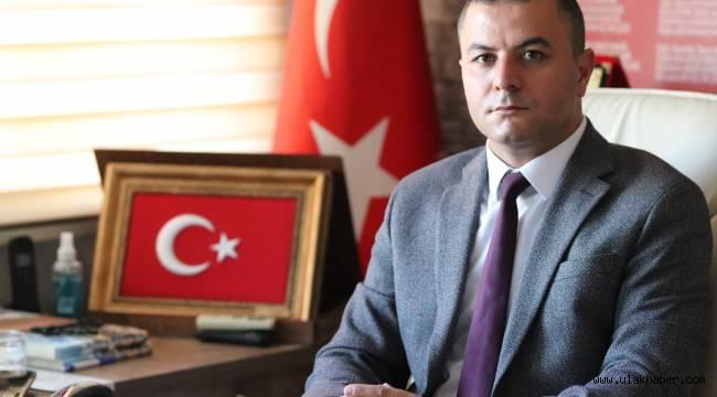 Ülkü Ocakları Kayseri İl Başkanı Ali Çelik'ten 'Anneler Günü' mesajı