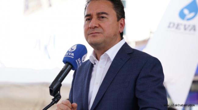 Ali Babacan: Dönülmez akşamın ufkundayız