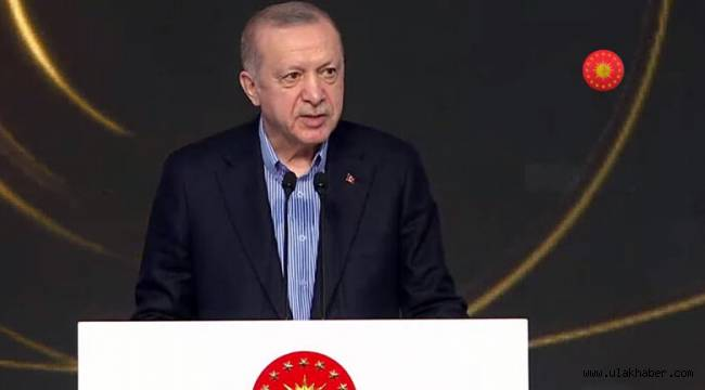 Erdoğan: Kabine toplantısından sonra yapacağım ulusa seslenişte müjdeyi vereceğiz