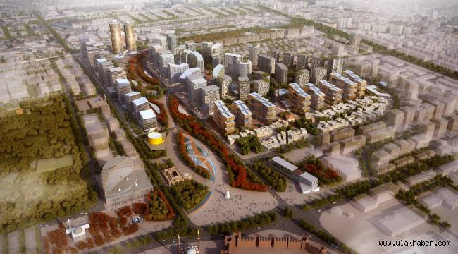 Kayseri Büyükşehir Belediyesi'nden kentsel dönüşüm ihalesi