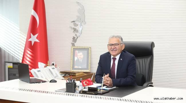 Başkan Memduh Büyükkılıç'tan 24 Temmuz Gazeteciler ve Basın Bayramı mesajı