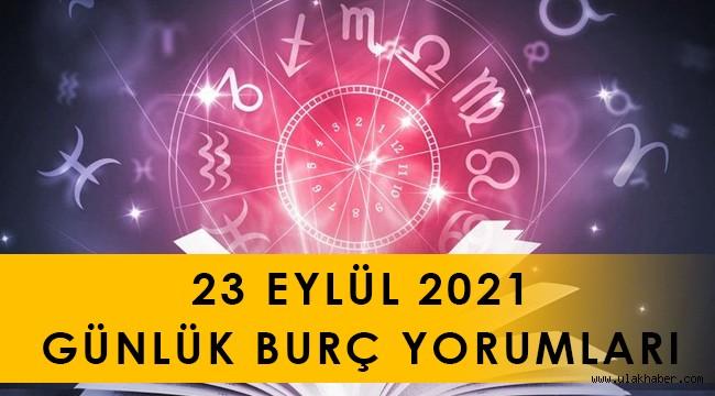 23 Eylül günlük burç yorumları 2021, 23 Eylül hangi burç?