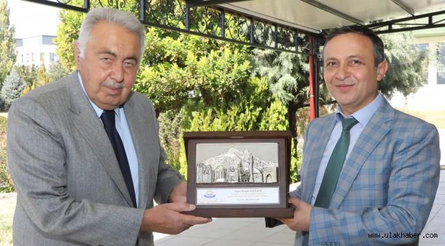 Erciyes Üniversitesi'ne hayırsever desteği