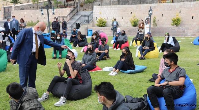 Kocasinan Belediyesi, öğrencilere dönük Ahilik yarışması düzenliyor