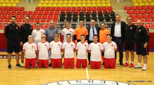 Talas'ta kamp yaptılar, Avrupa şampiyonu oldular