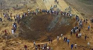 Nijerya'ya meteor düştüğü iddia edildi