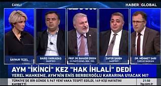 İyi Partili Erdem: Selahattin Demirtaş'ın serbest bırakılması lazım